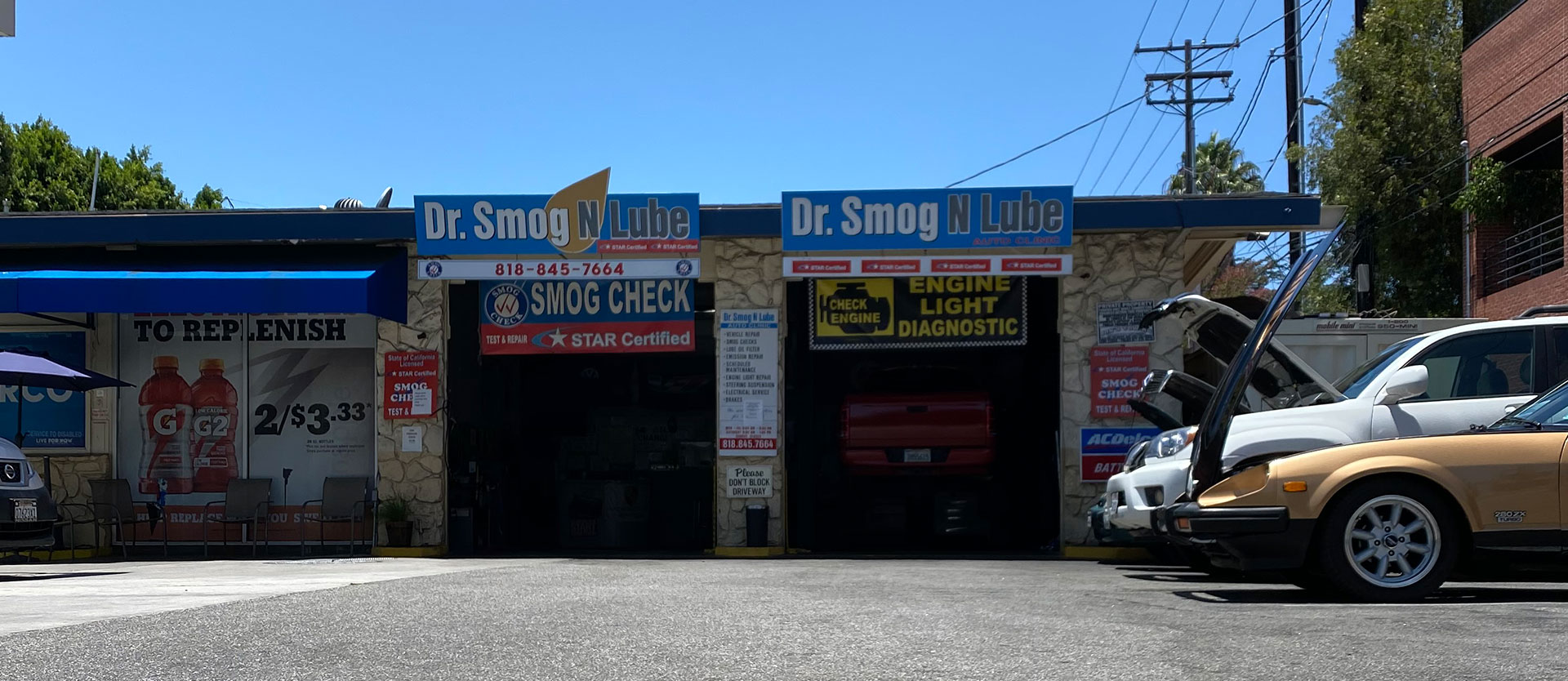 Dr. Smog N Lube Auto Clinic